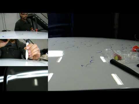 Démonstration de Débosselage sans Peinture par Débosselage -EXPERT Rouen Chap. 3