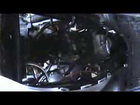 Bruit de mon pot 2 pour scooter chinois a base de moteur gy6/ 139qmb