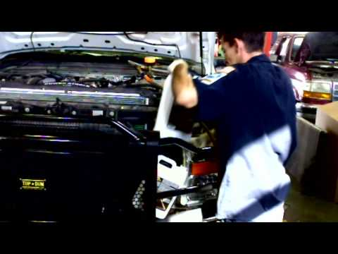 2008-2010 Ford Super Duty Cab Removal & Installation Part III