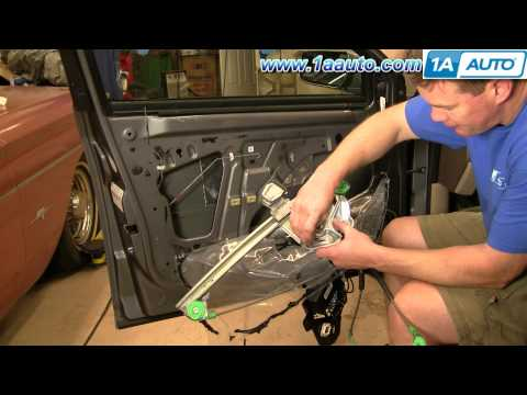 How To Install Replace Taillight and Bulb Cadillac CTS 03-07 1AAuto.com