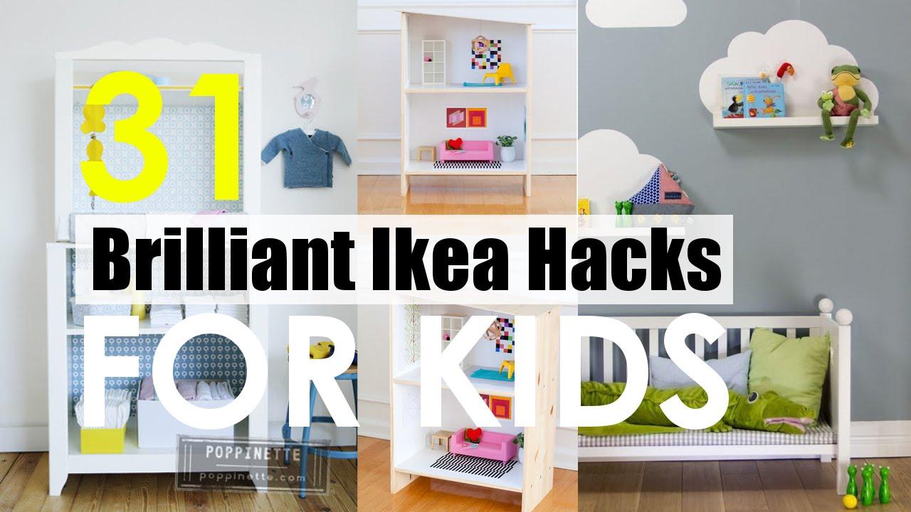 Chambre d 39 enfant d tourner des meubles et accessoires ikea pour de bonn - Ikea chambre d enfant ...