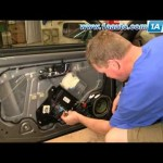 How To Install Replace Front Door Panel Cadillac CTS 03-07 1AAuto.com