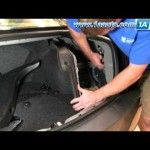 How To Install Replace Change Headlight and Bulb Cadillac CTS 03-07 1AAuto.com