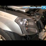 How to Install Replace Fog Signal Running Light Cadillac CTS 03-07 1AAuto.com